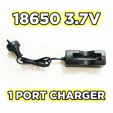 18650 14500 CR123A 16340 17650 3.7V Li-ion Battery Universal Charger AU PLUG