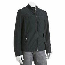 Marc Anthony Men's Slim-Fit Full-Zip Bomber Jacket Black Size L,XL,2XL Orig.$160