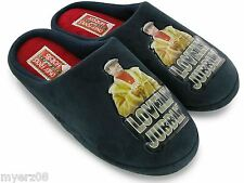 Official Men's Only Fools and Horses DELBOY SLIP ON SLIPPERS 7 8 9 10 11 12 NEW