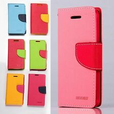 Mercury Fancy color stand Diary Flip cover CASE FoR Samsung Galaxy Grand i i9082