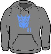 Calvin Johnson Detroit Lions Megatron 81 Hoodie Sweatshirt New Football