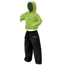 Dridducks Polly Woggs Kid's Rain Suit - Ideal For Ages 4-12, Breathable, Durable