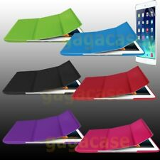 New 2014 iPad Air 2 / iPad 6 Smart Stand Cover Folio Case + Screen Protector