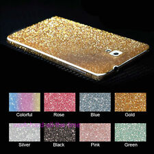 Crystal Glitter Screen Protector Film Case For Samsung Galaxy S3/4/5 Note 2/3/4