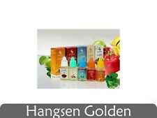 E Liquid 10ml *Buy 4 & Get 1 Free* 100% GENUINE HANGSEN**UK DISTRIBUTOR** 0 nic+