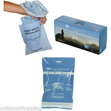 Cleanwaste The Go Anywhere Waste Kit - Pre-Loaded w/Non-Toxic Poo Powder