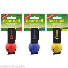 Bear Bell w/Magnetic Silencer -  Magnetic Strap Eliminates Noise When Not In Use