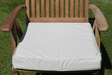 Garden Furniture Cushion - Armchair Pad for Large Garden Chair-in 6 colours