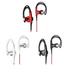 1Pcs Stereo Sport Hook In-Ear Earphone Earbud Headset For Cell Phone MP3 4 Y5RG
