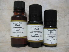 CinnaNut-Mint Blend Essential Oil  Buy 3 get 1 Free Perfect for the Holidays