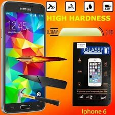 Samsung Galaxy S4, S5, S3 Tempered Glass Screen Protector 9H Ultra Thin [.3 mm ]
