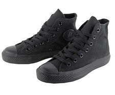 CONVERSE Chuck Taylor ALL STAR HI Sneaker M3310 -All Black for Men&Women