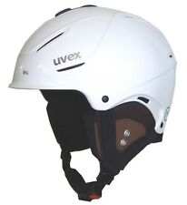 Uvex P1us Ski Snowboard Helmet Style Brentwood White / Winter Sports 4