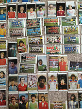 Choose from 60 - CO-OP Espana/Spain 82 cards - Very Rare