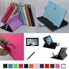 "Colorful Magic PU Case+Film+Pen For 10.1"" ProntoTec Nepro 10D Android 4.4 Tablet"