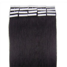 Russian Hair Double Drawn 5AAAAA* Grade 16'' Tape-In extension in Salon Beauty