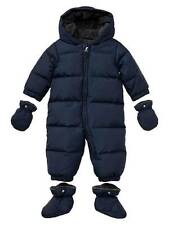 Baby Gap NWT Navy Blue Warmest Snowsuit Snow Down 0 3 6 9 12 18 24 Months