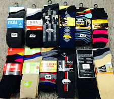Mens Socks Job Lot Of Good Quality Cotton Rich Multi Design Bulk Buy Wholesale