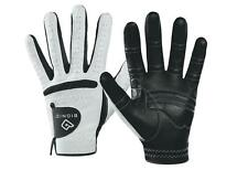 Bionic RelaxGrip Black Palm Golf Glove. Left Hand Relax Grip Right Handed Player