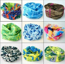 New Bicycle Sports Turban Bandana Wrap Tube Mask Cap Veil Head Scarf 20 Style