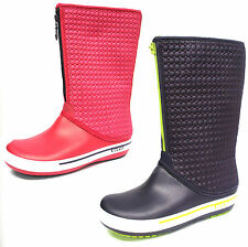 LADIES CROCS CROCBAND II.5 WINTER HIGH LEIGHT WEIGHT BOOTS IN 2 COLOURS