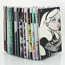 Multicolor Painting PU Protective Case Cover Skins for Apple iPad mini / mini 2