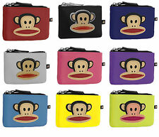 Womens Julius The Monkey Card Holder Wallet Faux Leather Hand Bag Clutch Purse