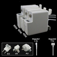 NEW L/T-Tip 45W 60W 85W AC Power Supply Adapter Charger For MacBook Pro