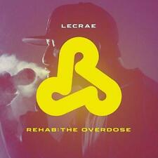 Rehab:overdose - Lecrae New & Sealed Compact Disc Free Shipping