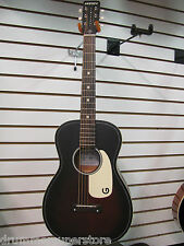 Gretsch G9500 Jim Dandy Flat Top Acoustic Guitar Vintage Sunburst BACK IN STOCK!