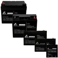 Sealed Lead Acid Battery 12V 6V 18AH 12AH 10Ah 9AH 8AH 7.2AH 7AH 5AH 4.5AH (SLA)