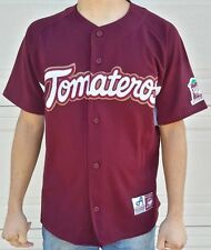 Tomateros De Culiacan Mexico League Baseball League Player Jersey NWT by Arrieta