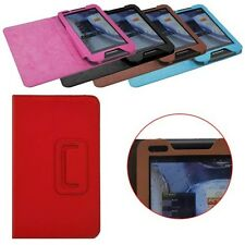 "Magnetic PU Leather Stand Case Cover for 7inch Lenovo IdeaTab 7"" A1000 Tablet PC"