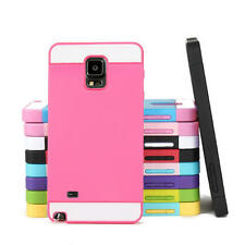 Trendy Hybrid Impact Hard Case Cover Skin for Samsung Galaxy Note 4