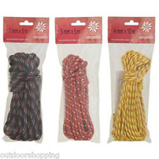 Edelweiss Pre Cut Length Cord - Great For Shoelaces, Tent Lines, Cordelettes