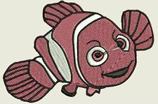 Finding Nemo Machine Embroidery Designs - 43 Designs - 10 Formats on CD or USB
