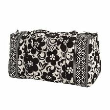 NWT Vera Bradley Large Duffel, Travel Carry On, Ribbons or Night & Day MSRP $85