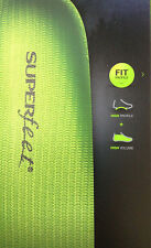 Superfeet Insoles Inserts Orthotics Green NIB!!