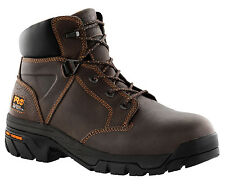 """Men's Timberland PRO Helix 6"""" TiTAN Safety Toe Work Boots Leather (E,W) 86518"""