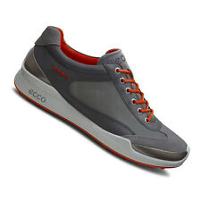 New Ecco Mens Biom Hybrid Golf Shoes Dark Shadow Fire 13154458471 Free Shipping