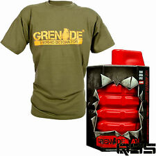 GRENADE NUTRITION AT4 120 CAPS ANABOLIC TESTOSTERONE BOOSTER PERFORMANCE PUMP