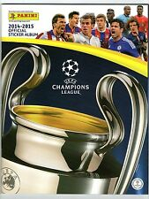 Panini UEFA Champions League 2014/2015 Stickers 541-600 Complete your collection