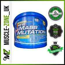 3 x 2270g (6.8kg) MUTANT - NEW MASS MUTATION - GAINER - PROTEIN + CARBOHYDRATES