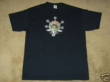 Phish Elephant Head S, M, L, XL Navy T-Shirt