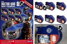 Doctor Who Mini Viewers Vending Machine Set 1 - 2014 Single