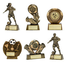 Cheap Engraved Football Trophy - Selection of Football Awards and Trophies
