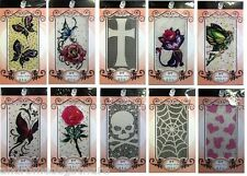 Jewellery Stickers for phone/ tablet/ small gadgets 10 designs !FREE UK P&P!
