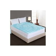 Orthopedic Mattress Topper Comfortable Luxury Gel Memory Foam For Beds All Sizes