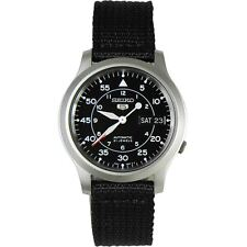 Seiko Analog 5 Automatic Casual Mens Watch SNK809K2 SNK803K2