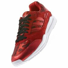 Mens Adidas Originals Tech Super Running Shoes 13 Year Of The Horse Red D65457
